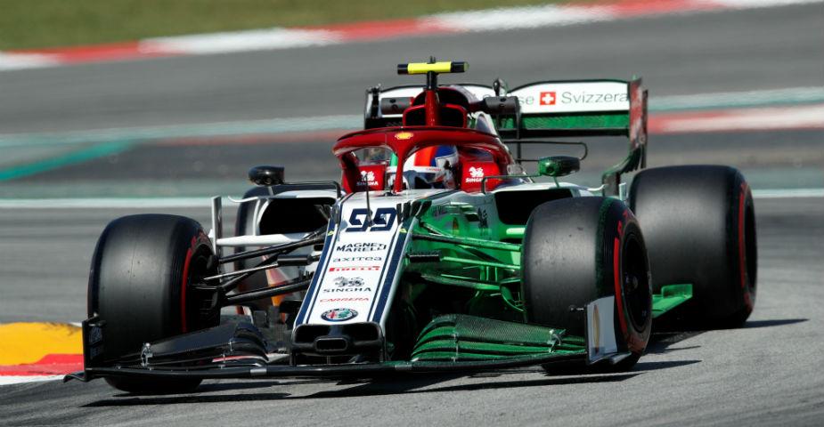 Betsson Group sponsor och bettingpartner för Alfa Romeo