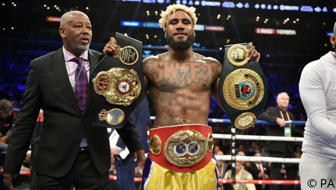 Jarrett Hurd vs. Julian Williams Odds, Tips & Bets to Back