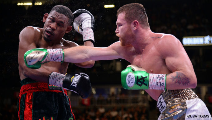 Who Will Canelo Alvarez Fight Next – Andrade, GGG or Smith?