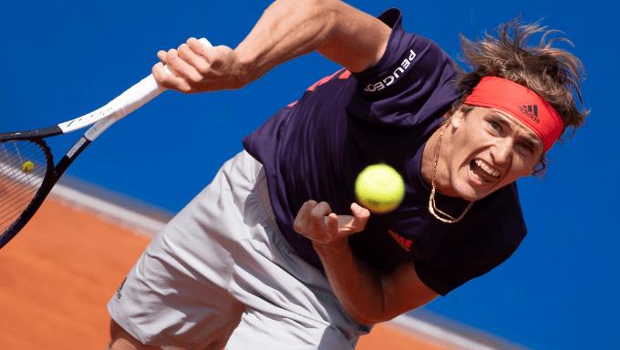 ATP Italian Open Tennis Betting: Back Zverev To Regain Crown