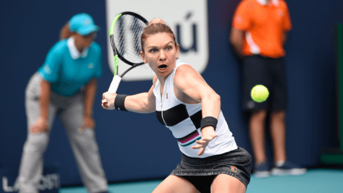 WTA Italian Open Tennis Betting: Halep Looks Hard To Beat