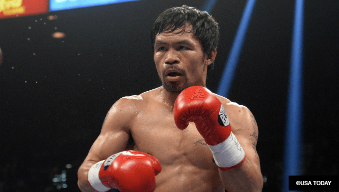 Pacquiao Opens as Slight Underdog vs Thurman for July Bout