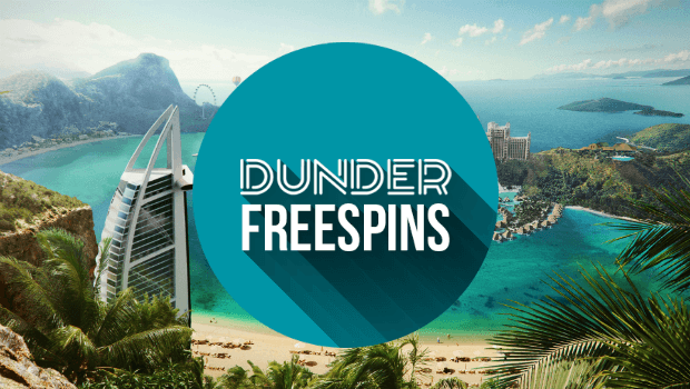 Don't Miss Free Spin Giveways at Dunder Casino This Weekend