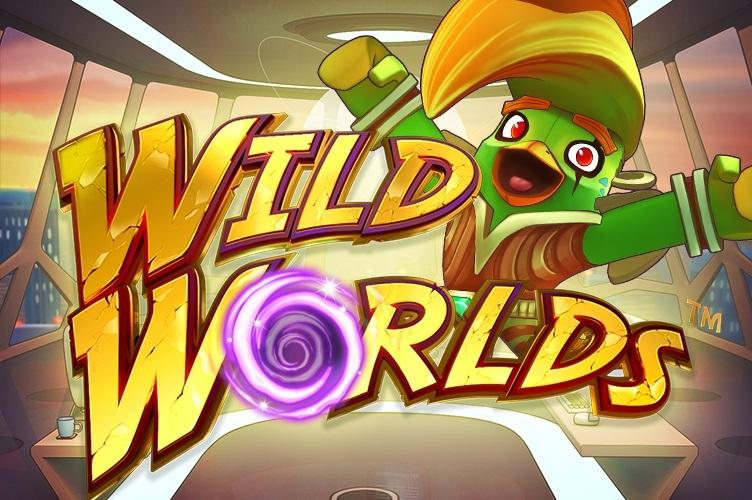 NetEnt Wild Worlds slot