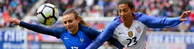 Women's World Cup 2019 Odds: France and USA Co-Favorites