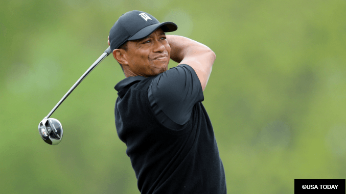 Woods Misses the Cut, Miffs Backers at the PGA Championship
