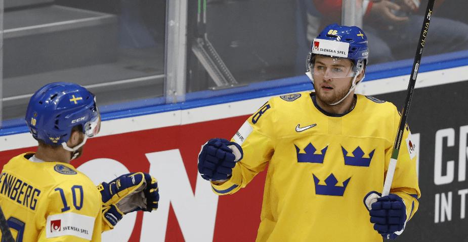 Sverige - Ryssland: Tuffaste matchen hittills för Tre Kronor