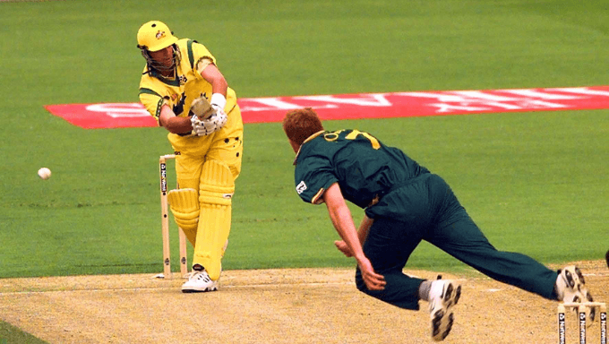Cricket World Cup Shockers - Five Moments of Madness