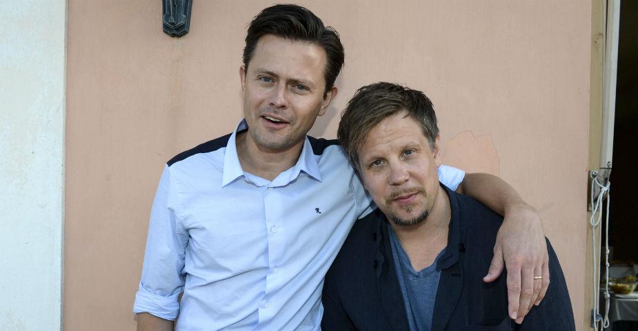 Filip och Fredrik fortsätter samarbetet med ATG