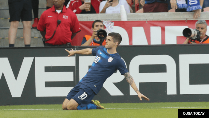 Christian Pulisic Could Drive American Betting on the EPL