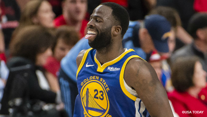 Why Draymond Green Should be Your NBA Finals MVP Bet