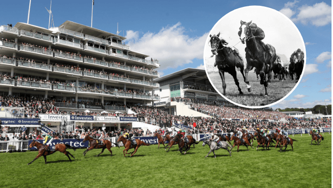 Four Sensational Epsom Derbies - Memorable Moments Gone By