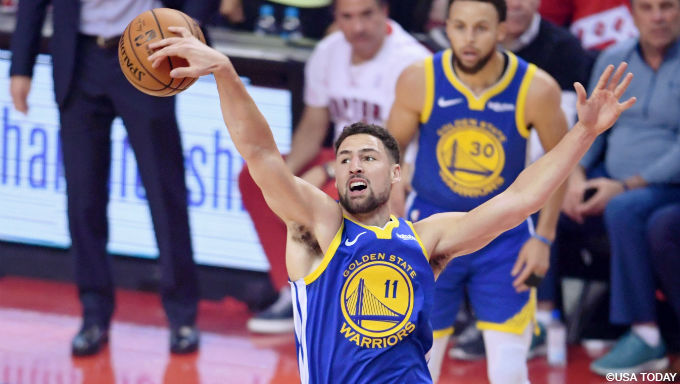 7 Great Prop Bets for NBA Finals Warriors vs Raptors Game 6