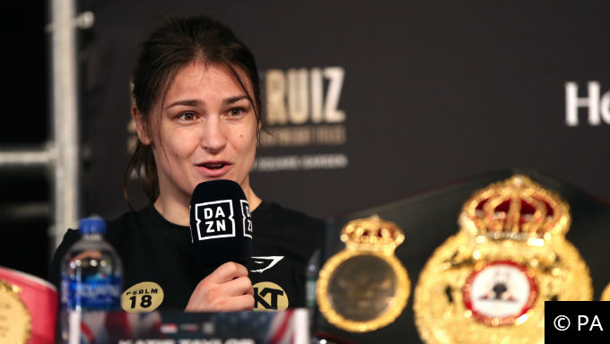Katie Taylor vs Delfine Persoon Odds, Tips and Best Bets