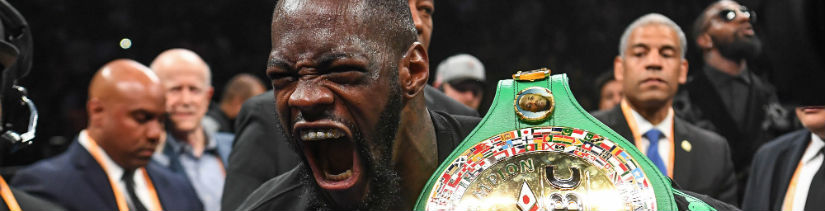 Deontay Wilder Favored in Early Odds for Luis Ortiz Rematch