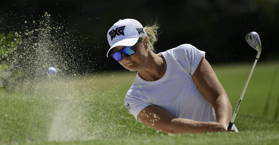 Godkänd insats av Anna Nordqvist i U.S. Open