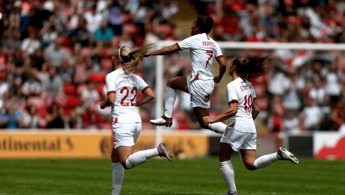 Can England Win Women's World Cup 2019? Betting Odds & Tips