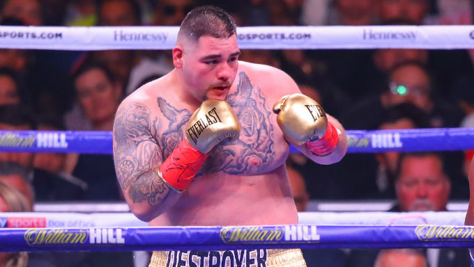 How The Rise of Andy Ruiz Jr Has Hit Heavyweight Boxing Odds