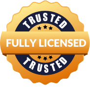 Trusted, Fully Licensed