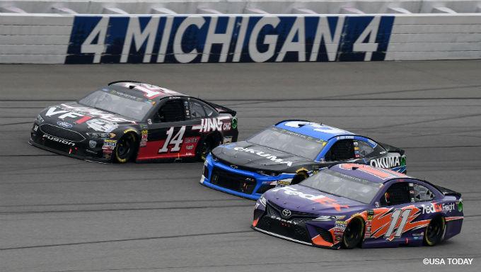 NASCAR Michigan