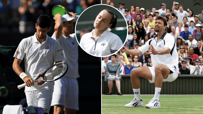 Top Five Wimbledon Upsets: Unforgettable Tennis Moments