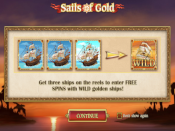 Sails Of Gold Screenshot 1