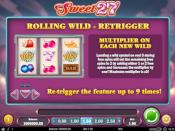 Sweet 27 Screenshot 2