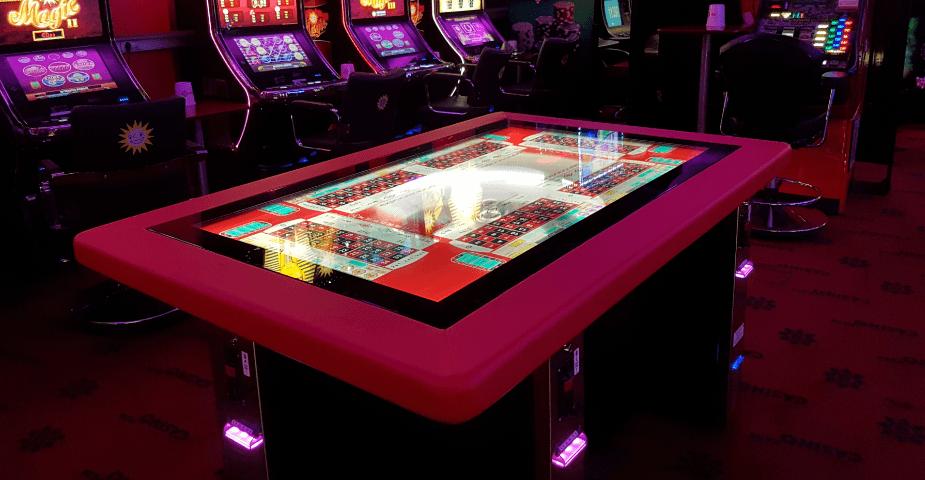 Tangiamo levererar fler spelbord till fartyg med Bell Casino