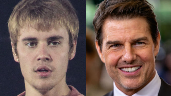 Tom Cruise Favourite to Beat Justin Bieber in Proposed Fight