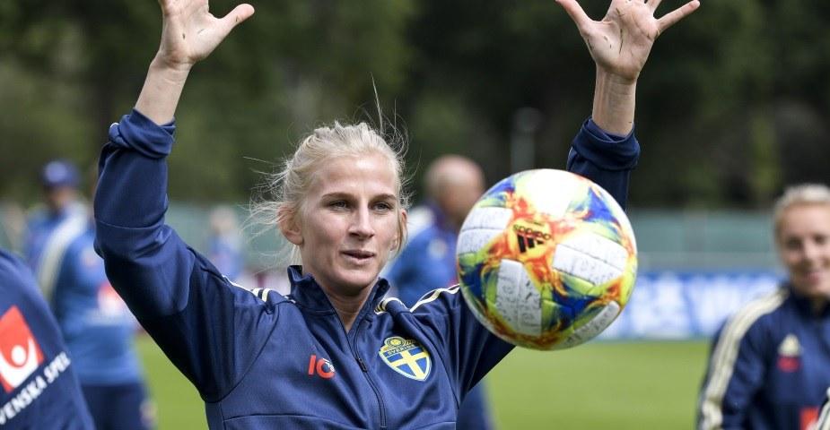 Sverige tar sig an Chile i VM-premiären 2019