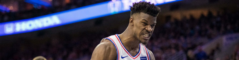 76ers Favored to Re-Sign Jimmy Butler in Free-Agency Odds