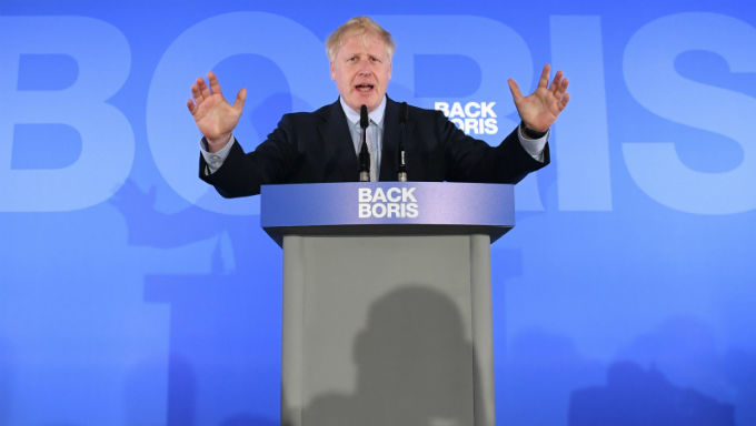 Boris Johnson Speech Sees No Second Referendum Odds Shorten