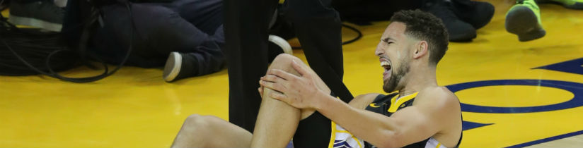 How You Should Bet the Warriors After Klay, Durant Injuries