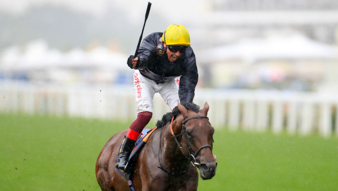 Bookies Bashed By Frankie Dettori Double at Royal Ascot