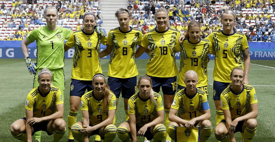 Sverige möter favorittippade USA i gruppfinal VM 2019