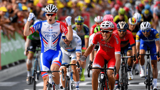 5 Most Unforgettable Sprint Stages in Tour de France History