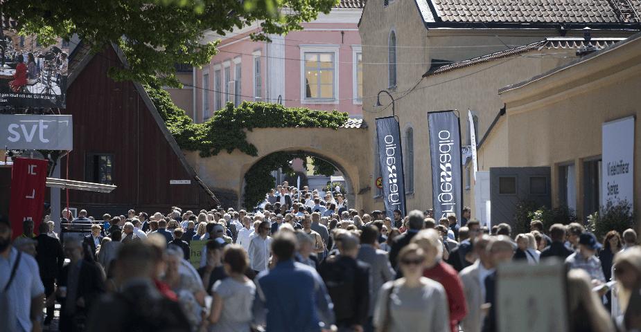 Här är spelbranschens program för Almedalsveckan 2019