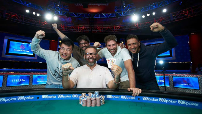 World Series of Poker 2019 Week Four in Review