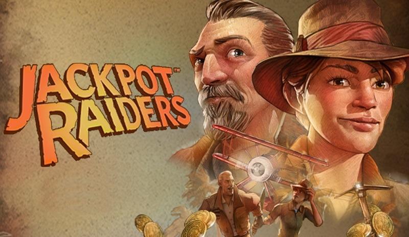 Topp 6 slots med bästa bonusrundorna Jackpot Raiders Yggdrasil