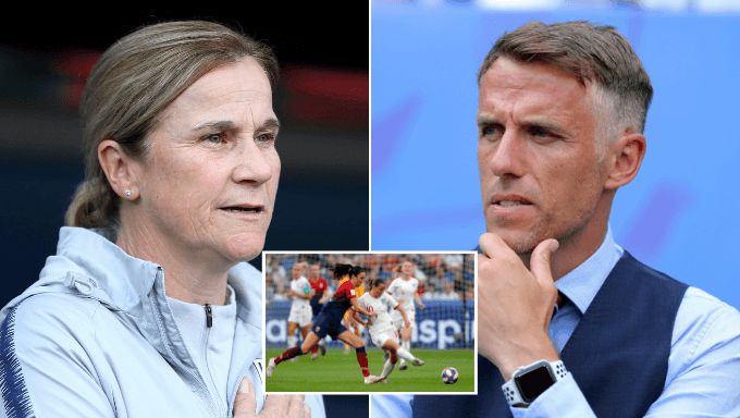Backing Female Coaches Paying off at Women's World Cup