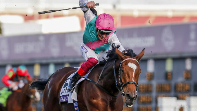 Enable Backed For Triumphant Return in Coral-Eclipse Stakes