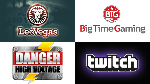 LeoVegas Offers Betting Markets on Live Slots Twitch Stream