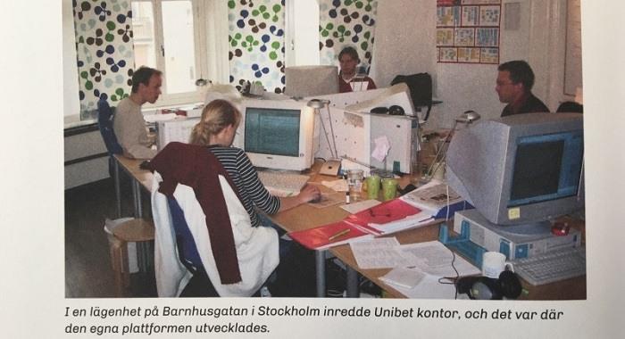 Sveriges spelhistoria till ett reglerat licenssystem