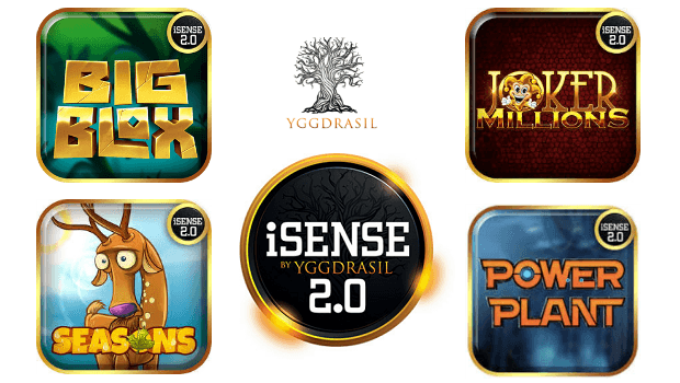 Yggdrasil Confirms Launch of iSENSE 2.0+