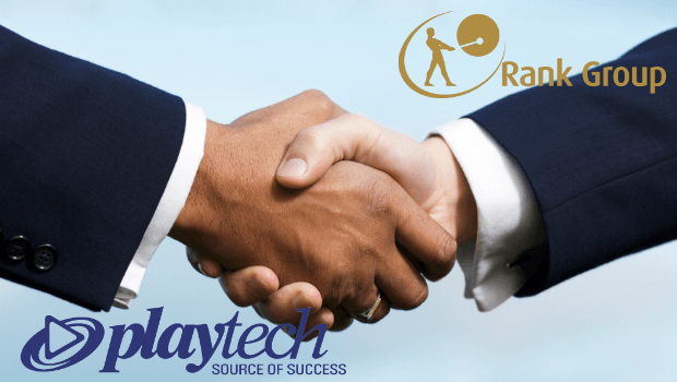 Rank Rolls Out New Games Management System With Playtech Help