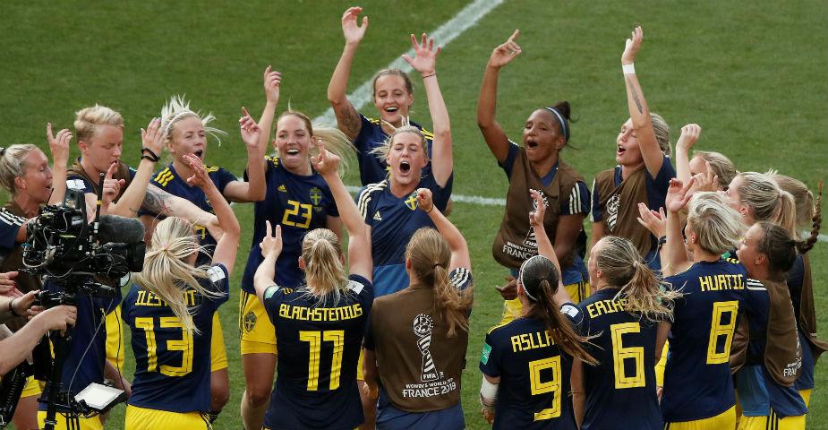 Sverige hoppas nå final i VM 2019 – måste slå Nederländerna