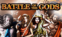 Battle of the Gods Slot Sites