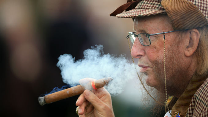 Life Without John McCririck Will Be Far Less Interesting