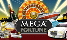 Mega Fortune Slot Sites