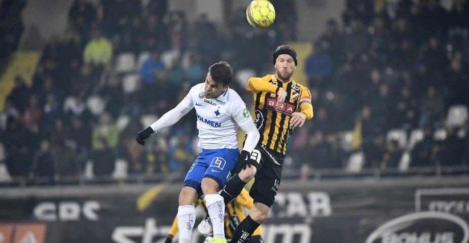 Det börjar tätna i tabelltoppen i Allsvenskans 14:e omgång